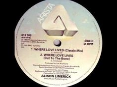 Alison Limerick - Where Love Lives (Classic Mix) [Remix - David Morales, Frankie Knuckles] - YouTube