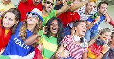 #Mondiali#Brasile2014 60 milioni di allenatori… perché non diventare anche dei perfetti riciclatori di carta e cartone?