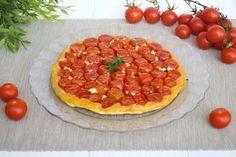 Torte salate ricette Tarte tatin ai pomodorini