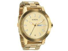 Watch Direct - Nixon Spur Watch Gold
