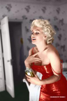 Forever Beautiful • Marilyn Monroe,1955