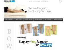 Bow Legs Correction - Bow Legs Correction - Effective Program for Shaping Your Legs