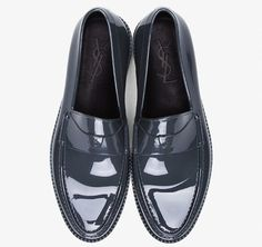 Yves Saint Laurent - Kennedy Show Loafers