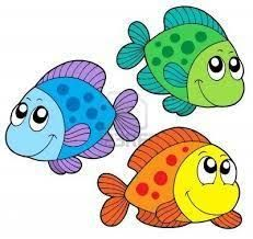 free cute clip art cute cartoon fishes collection stock vector rh pinterest com