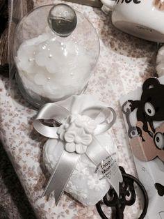 #Magic creation. sacchetto e candele a fiori.