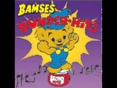 Bamses Dunderhits - Dunderhonung - YouTube