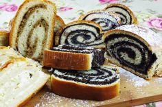 Jemný kysnutý závin Challa Bread, 3d Cakes, Strudel, Pavlova, Cake Cookies, Macarons, Camembert Cheese, Panna Cotta, French Toast