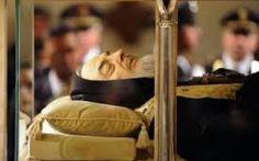 san Pio a Roma. Week end con il morto all'italiana #giubileo #padre #pio #italia