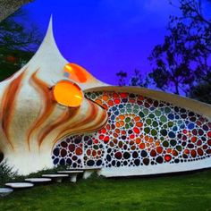 The Nautilus house!