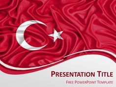 Vietnam flag powerpoint template presentationgo vietnam free powerpoint template with flag of turkey background toneelgroepblik Images