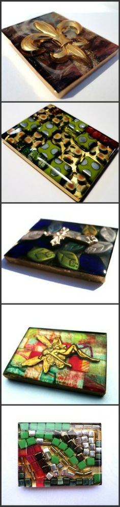 Resin Mosaics
