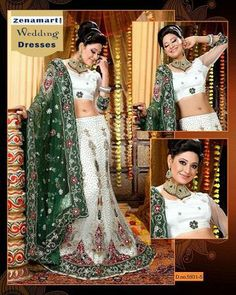 Wedding Lehengas Online - Wedding Lehenga Choli Online Store  For more products & details please visit our website.  http://www.zenamart.com/index.php?categoryID=293