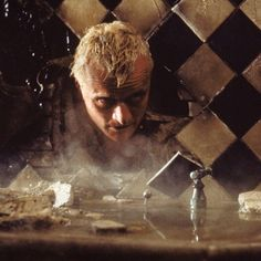 Rutger Hauer as Roy Batty in #BladeRunner (1982)