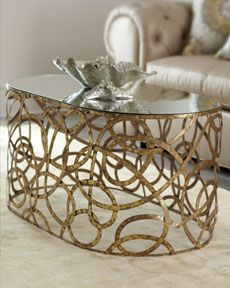 coffee tables, horchow, cocktail tabl, art, h65tg multiscrol, multiscrol coffe, coffe tabl, decor idea, live