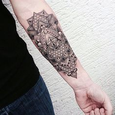 50 of the Most Beautiful Mandala Tattoo Designs for Your Body & Soul - KickAss Things