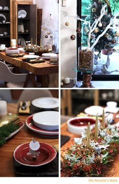 Tablescape Styling from Art On Gallery