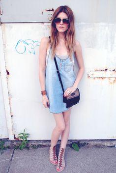 Pretty cute outfit.