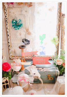 sparkly wedding accessories