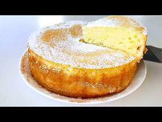 Dacă aveți iaurt, faceți acest tort ușor! O să-ți placă - YouTube Fruit Yogurt, Yogurt Cake, Cheesecakes, New Cake, My Recipes, Cornbread, Vanilla Cake, Deserts, Rolls
