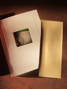 If I Can Bicycle I Bicycle Set of Five Notecards with by Meeb, $15.00