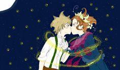 Fairy Oak: Grisam×Pervinca