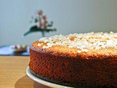Flourless Orange and Ginger Cake Recipe on Chocolate & Zucchini