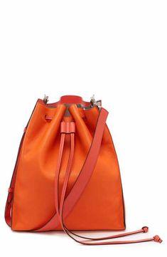 eb74b98ceb4a30 J.W.ANDERSON Drawstring Bag Bucket Bag, Color Pop, Hue, Shoulder Strap,  Prada