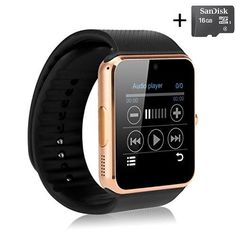 Aosmart Bluetooth Touch Screen Smart Wrist Watch Phone Mate with Camera & 16GB Micro SD Card  http://stylexotic.com/aosmart-bluetooth-touch-screen-smart-wrist-watch-phone-mate-with-camera-16gb-micro-sd-card/
