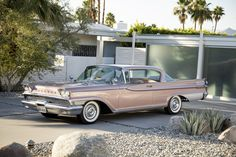 1959 Mercury Park Lane 2-door Hardtop