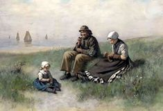 A Fisherman And His Family