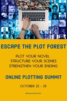 Escape the Plot Forest mixes daily prompts, community support, and expert lectures. You'll finish the conference with specific, concrete goals for plotting your next draft. Novel Structure, Story Structure, Writing Resources, Writing Tips, David Wallace, Grammar Tips, I Am Shocked, Hero's Journey, I Win