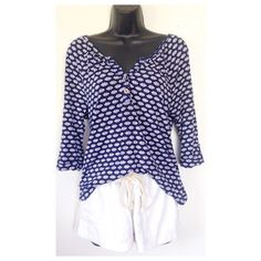 NWOT || Top by TART COLLECTIONS If you have any questions please let me know. Absolutely NO TRADES or PAYPAL. Mahalo for stopping by. SELLER DISCOUNT 30% off 4 or more!! Just use the bundle feature. HAPPY POSHING! Tart Tops Blouses