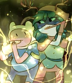 Finn and Huntress Wizard is best ship Adventure Time Finn, Cartoon Network Adventure Time, Gravity And Time, Abenteuerzeit Mit Finn Und Jake, Finn The Human, Jake The Dogs, Rise Of The Guardians, Cartoon Games, Marceline