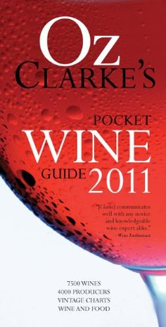 Oz Clarkes Pocket Wine Guide 2011 Oz Clarkes Pocket Wine Book -- Check out this great product.