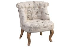 Great corner/dressing/reading chair  #bebetsy #contest