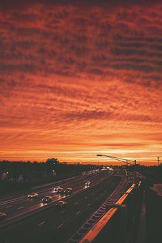 Sunset Drive | Photographer © | AOI