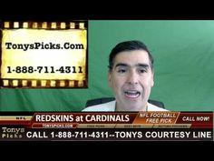 Washington Redskins vs. Arizona Cardinals Pick Prediction NFL Pro Footba...