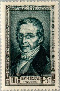 Gay-Lussac (1778-1830)