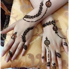‍♀️Mehndi‍♀️‍♀️HennaMore Pins Like This At FOSTERGINGER @ Pinterest ‍♀️ Mehndi Designs For Beginners, Henna Designs Easy, Latest Mehndi Designs, Mehndi Designs For Hands, Henna Tattoo Designs, Henna Tattoo Hand, Hand Mehndi, Henna Art, Mehndi Design Pictures