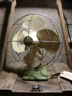 Retro fan