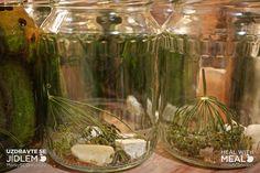 Lák na okurky podle SCD   Uzdravte se jídlem!          na lák: voda - 2 l ocet…