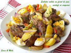 Prosciutto, Pot Roast, Guacamole, Potato Salad, Hamburger, Good Food, Food And Drink, Potatoes, Cooking Recipes