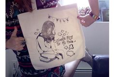 Kurt Vile tote by Rotter & Friends