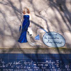 +info  GILDA (1946) gallery http://www.streetartcinema.com/#!gilda/c1p6z  #streetartcinema #streetart #cinema #Gilda #film #RitaHayworth #Paris