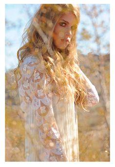 Vintage by Misty Desert Lace Photoshoot