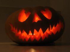 Halloween-pompoen