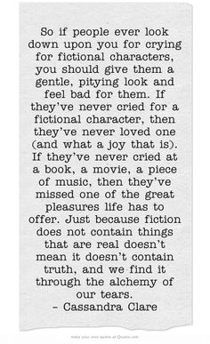 This sums up my life, and the pity I feel for those who cannot experience the joys in reading