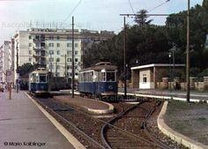 Roma Sparita - Piazza di Cinecittà - Capolinea tram Stefer