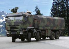 Iveco Defence suministrara camiones blindados al Ejército alemán