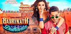 Badrinath Ki Dulhania (2017) Hindi Full Movie